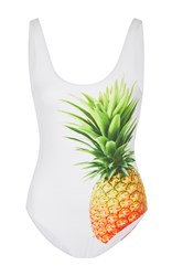 Onia Kelly Pineapple One Piece Print