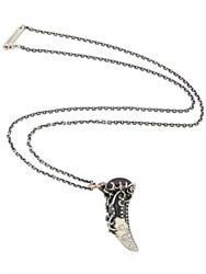 Manuel Bozzi Grenoble Charm Necklace