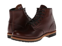 Red Wing Shoes Beckman 6 Round Toe Cigar Featherstone Men's Lace Up Boots Brown