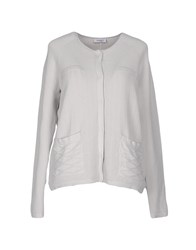 Max And Co. Knitwear Cardigans Women Light Grey