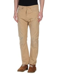Bad Spirit Casual Pants Sand