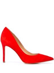 Sam Edelman Hazel Stiletto Pumps Red