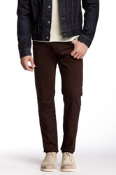 Gilded Age Morrison Skinny Pant Brown