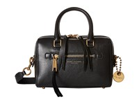 Marc Jacobs Recruit Small Bauletto Black