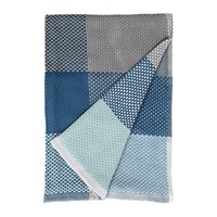 Muuto Loom Throw 180X130cm Blue