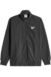 Reebok Le Vector Zipped Jacket Black