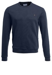 Farah Pickwell Sweatshirt True Navy Dark Blue