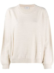 Christophe Lemaire Crew Neck Jumper 60