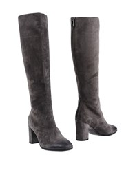 Just Cavalli Boots Grey