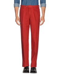 Rotasport Casual Pants Red