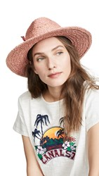 Hat Attack Tulum Rancher Pink
