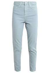Waven Elsa Jeans Tapered Fit Chinois Green Mint