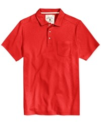 Tasso Elba Men's Upf 30 Performance Polo Only At Macy's Melone