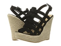 Chinese Laundry Dance Party Black Women's Wedge Shoes