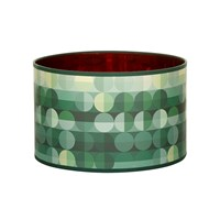 Claire Gaudion Mockbee And Co Marble Two Lampshade Sage