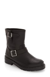 Hunter Women's Original Biker Water Resistant Boot