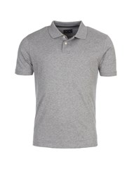 Eden Park Men's Polo Basic Stretch Grey