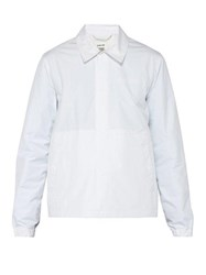 Helmut Lang X Parley For The Oceans Stadium Recycled Jacket White