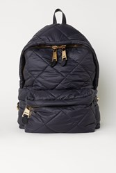 Handm H M Oversized Backpack Black