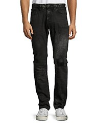 Prps Oceanology Mid Rise Slim Fit Jeans Black