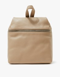 Kara Small Backpack In Camel