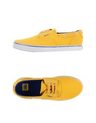 C1rca Low Tops And Trainers Yellow