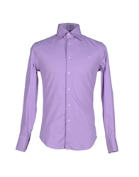 9.2 By Carlo Chionna Shirts Lilac