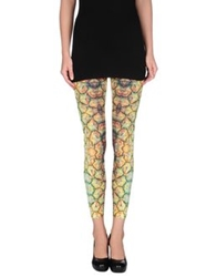 Been By D'heygere Leggings Yellow