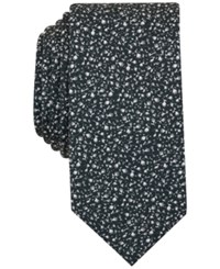 Bar Iii Men's Night Sky Floral Slim Tie Only At Macy's
