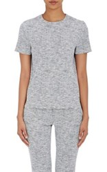 Victoria Beckham Women's Tweed Effect Top White Navy No Color White Navy No Color