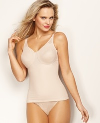 Miraclesuit Extra Firm Control Sheer Underwire Camisole 2782 Nude