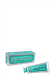 Marvis Classic Strong Mint Travel Toothpaste 25Ml