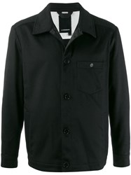 J. Lindeberg J.Lindeberg Patch Pocket Shirt Jacket Black