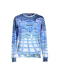 Pharmacy Industry Topwear Sweatshirts Men Blue