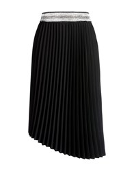 George J. Love Skirts 3 4 Length Skirts Women Black