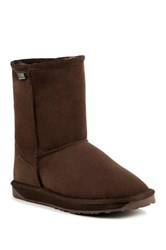 Emu Platinum Stinger Lo Genuine Sheep Fur Boot 2014 Brown