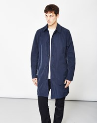 G Star James Trench Premium Micro Stretch Blue