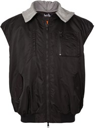 Haculla Son Of Sun Gilet Jacket Black