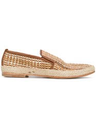 N.D.C. Made By Hand Pablo Espadrilles Brown