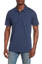 Rip Curl Men's Links Pocket Polo Navy