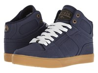 Osiris Nyc83 Vlc Dcn Navy Navy Copper Men's Skate Shoes Blue