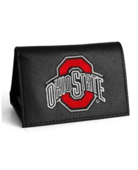 Rico Industries Ohio State Buckeyes Trifold Wallet Black