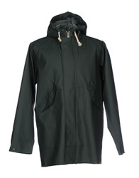 Elka Jackets Dark Green