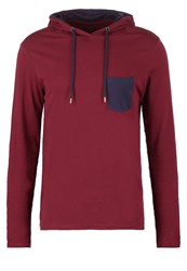 Your Turn Long Sleeved Top Bordeaux