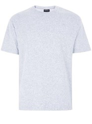 Antioch Grey Oversized Towelling T Shirt