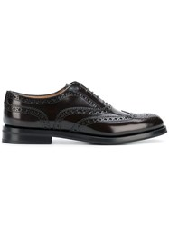 Church's Burwood Wg Oxfords Brown