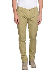 Maison Clochard Trousers Casual Trousers Men Khaki