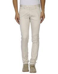 Messagerie Trousers Casual Trousers Men Ivory