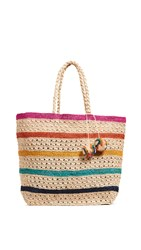 Mar Y Sol Catalina Tote Multi