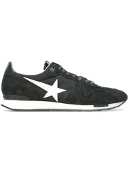 Golden Goose Deluxe Brand 'Running' Sneakers Black